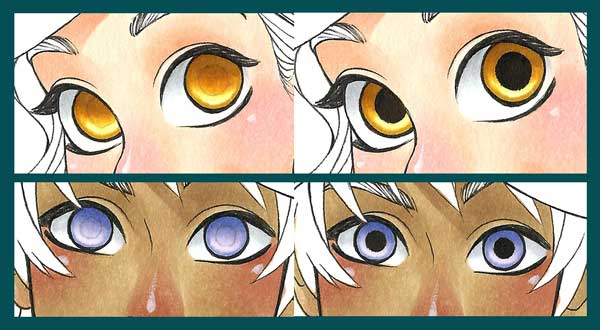 Coloring Manga Style Characters With Chihiro Howe Copic