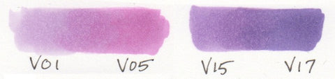 Best Copic Purple for Comics