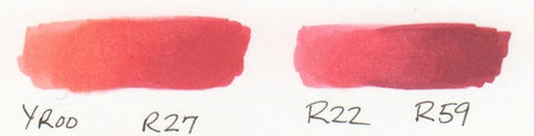 Best Copic Red for Super Heros
