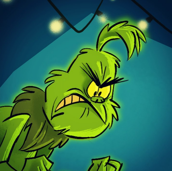 Mike Dougherty Grinch