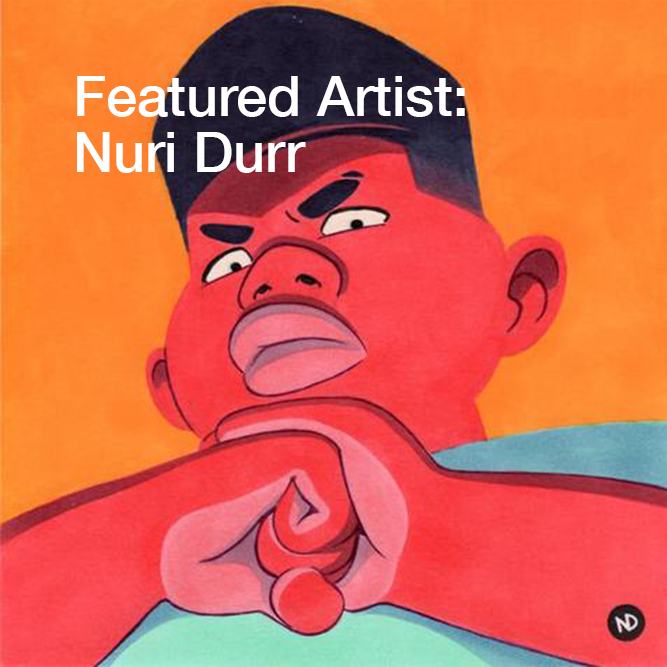 Nuri Durr Featured by Copic Marker