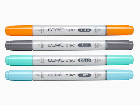 Copic Ciao Markers