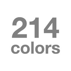 214 Colors | Copic Classic