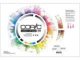 Copic Color Wheel