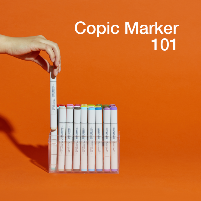 Copic Marker 101