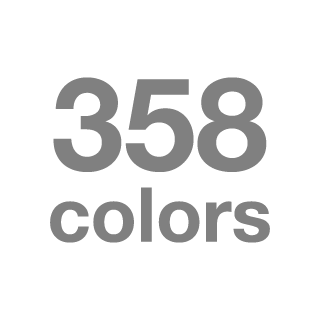 358 Colors Available | Copic Sketch