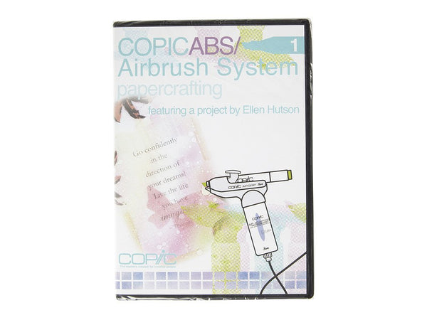 Airbrush Papercrafting DVD