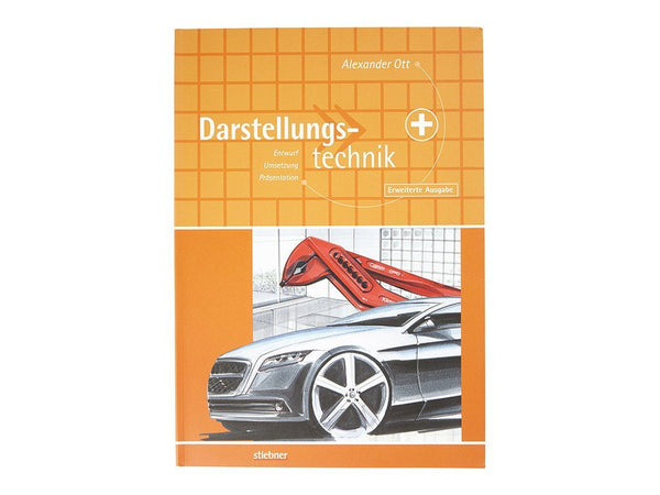 German Marker Design Book