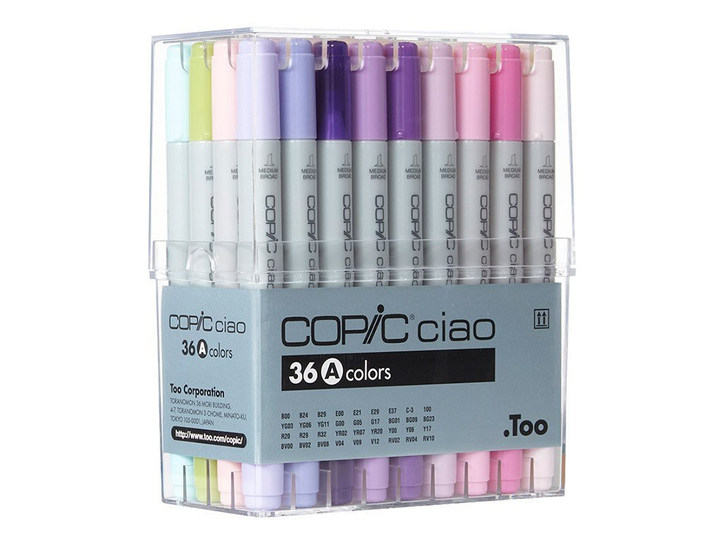 36pc Ciao Set A