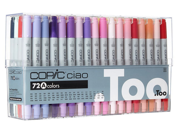 72pc Ciao Set A
