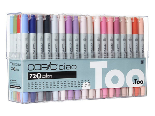72pc Ciao Set B