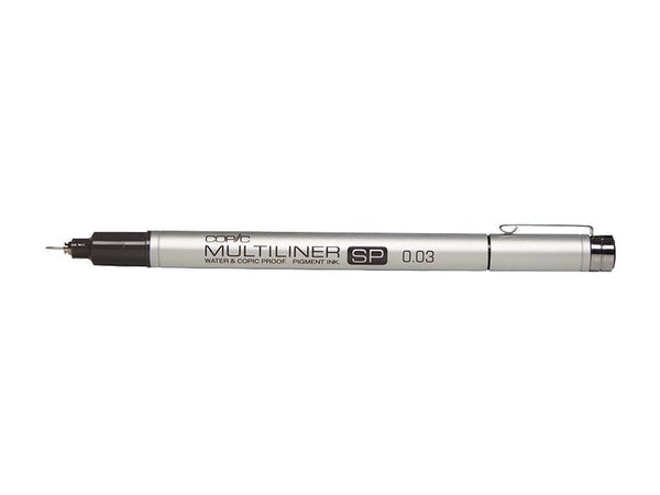Black Multiliner SP