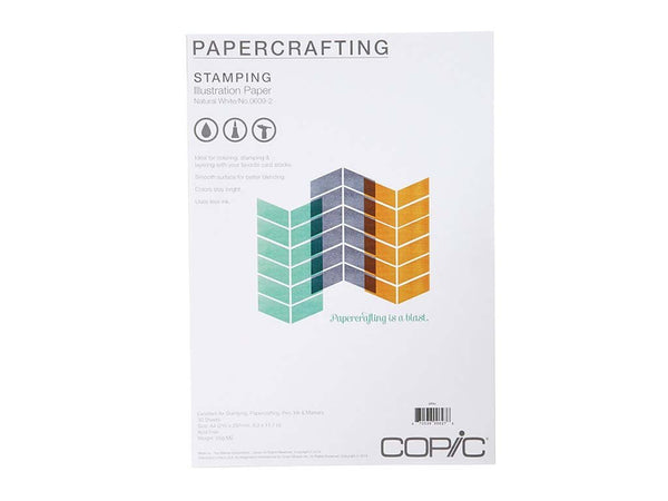 Stamping Illustration Paper