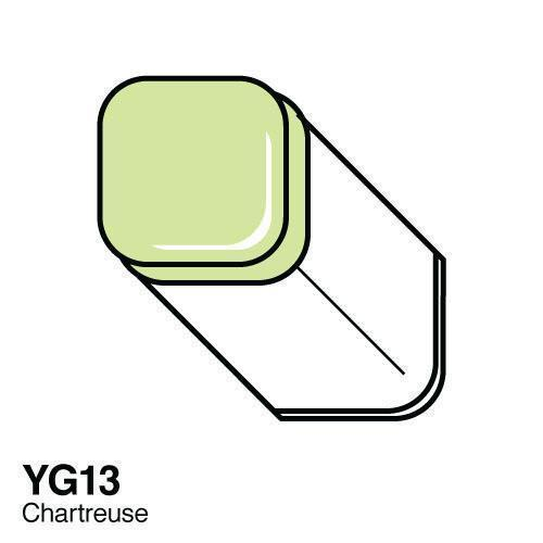 YG13 Chartreuse