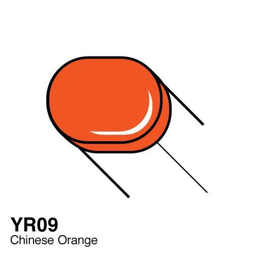 YR09 Chinese Orange