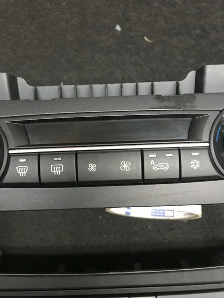 BMW X5 E70 Temperature Control Part# 9310449 Fits 2007-2013