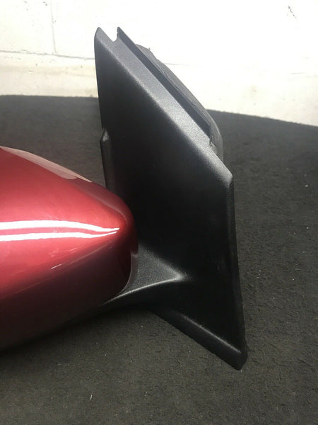FORD FUSION 2011-2012 Red Right Passenger Heated Mirror Blind Spot 262276084 OEM