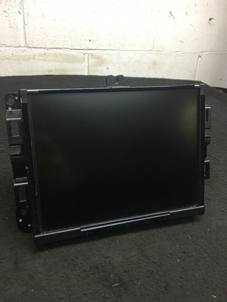 JEEP CHEROKEE 2015-2017 Information Navigation Display Screen VP3CA 36670J OEM
