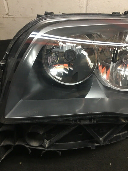 2008-2011 BMW 128i 135i Headlight Head Light LH Driver W/ Rack Under Halogen OEM