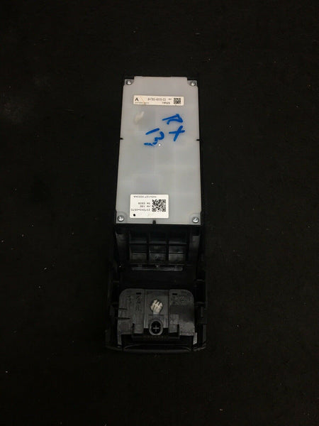 LEXUS RX350 450H Black Multi-Function Controller Assembly 84780-48110-C0 OEM