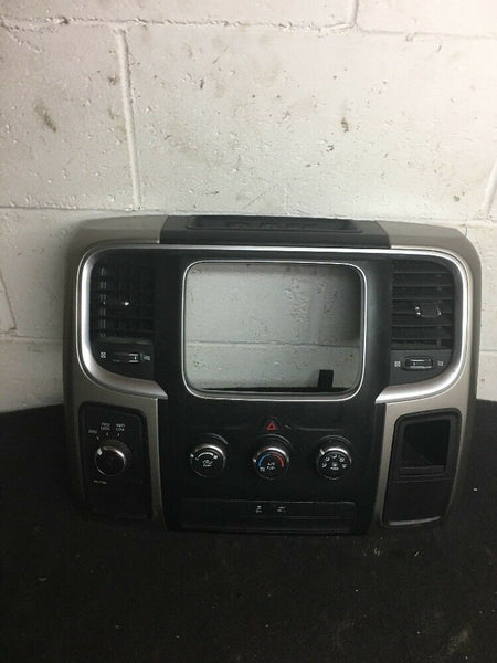 DODGE RAM CENTER DASH CONSOLE TRIM BEZEL With Drive Mode Part# 1VY951X9AB OEM