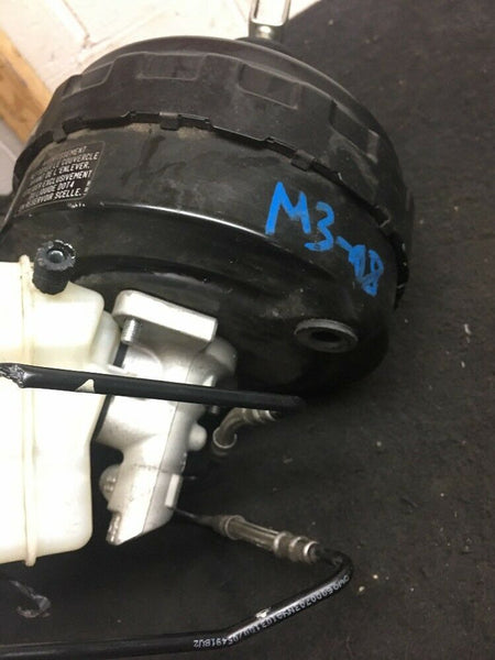 BMW M3 Brake Booster And Master Cylinder Part# 2283395 Fits 07 08 09 10 11 12