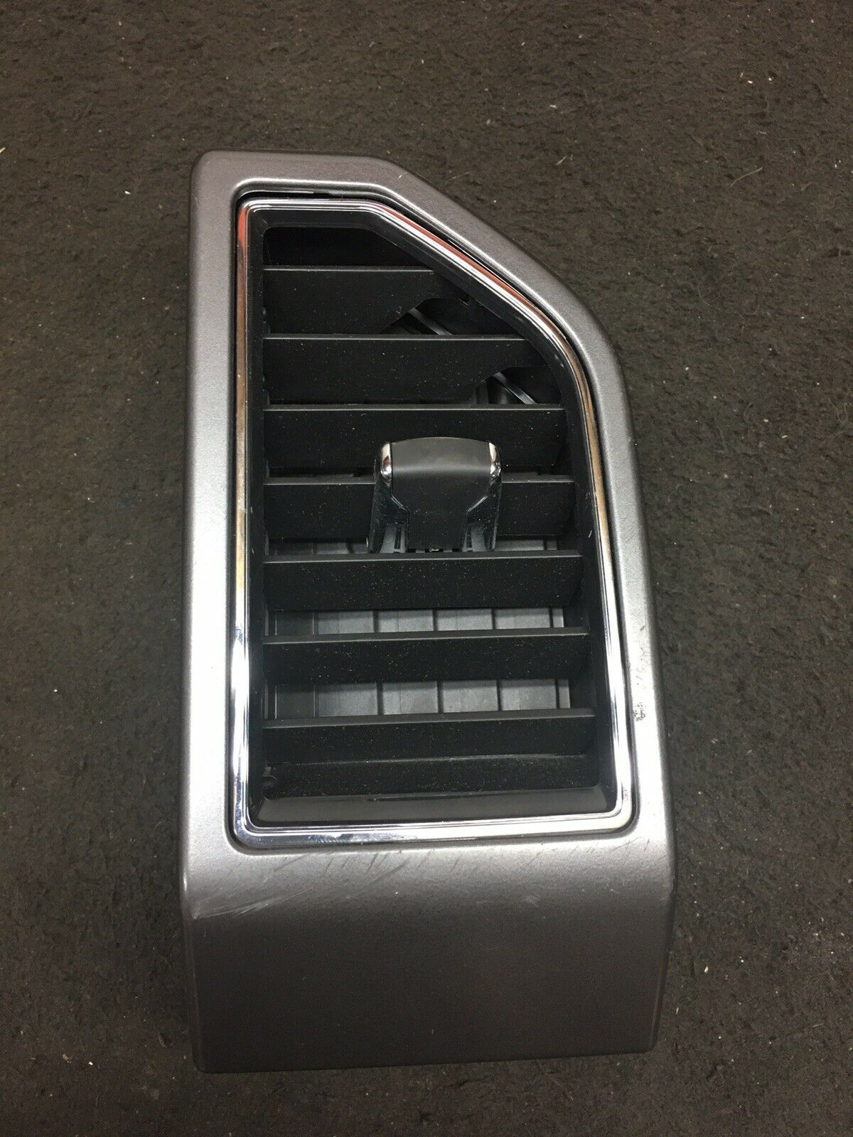 2015-2020 Ford F150 F-150 AC Air Duck Vent Left LH Driver Silver Gray Vent OEM