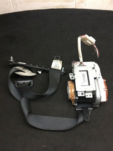 INFINITI QX60 2013-2016 Right Passenger Black Seat Belt 86884-9NB6B OEM