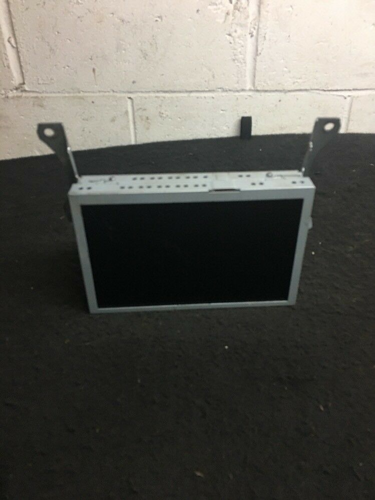 Ford F-350 F350 Lariat Screen Navigation Part# DC3T14F239AT / DC3T18B955FE OEM