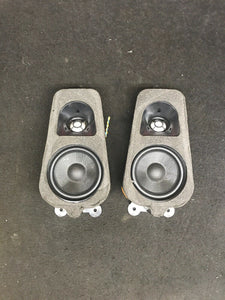 BMW E70 Left And Right Speaker Part# 65136971883 Fits 2007-2013