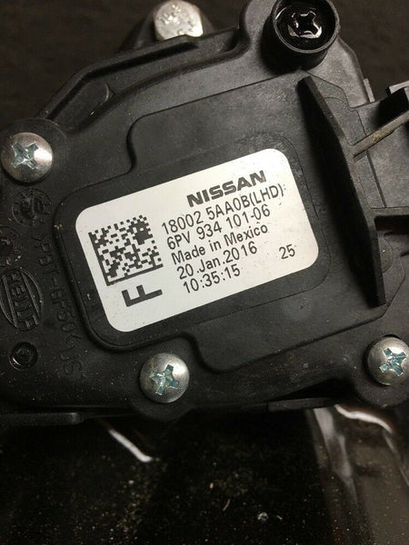 Nissan Murano Gas Pedal Accelerate Part# 180025AA0B Fits 2015-2016-2017 OEM