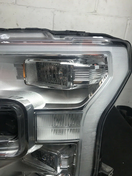 FORD F-150 2015-2017 Full LED Left LH Driver Side Headlight FL34 CLEAN OEM