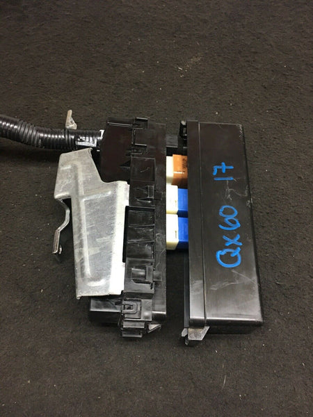 INFINITI QX60 2013-2020 Fuse & Relay Box 24382-JR23B 9NJ0B OEM