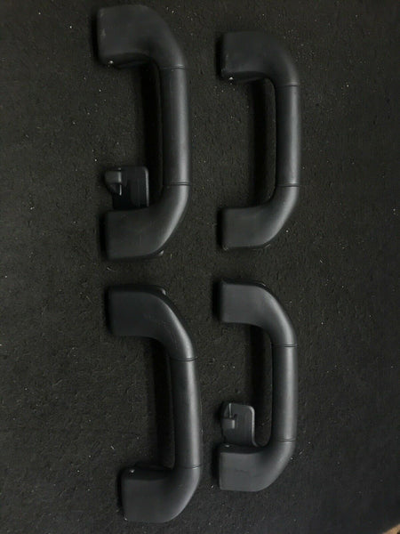 Mercedes Benz C300 W204 Roof Grab Handles Part# A2048100151 Fits 2010-2013