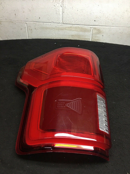 2018-2020 FORD F150 F-150 Left Side LH Driver LED Tail Light KL34-13B505-CD OEM