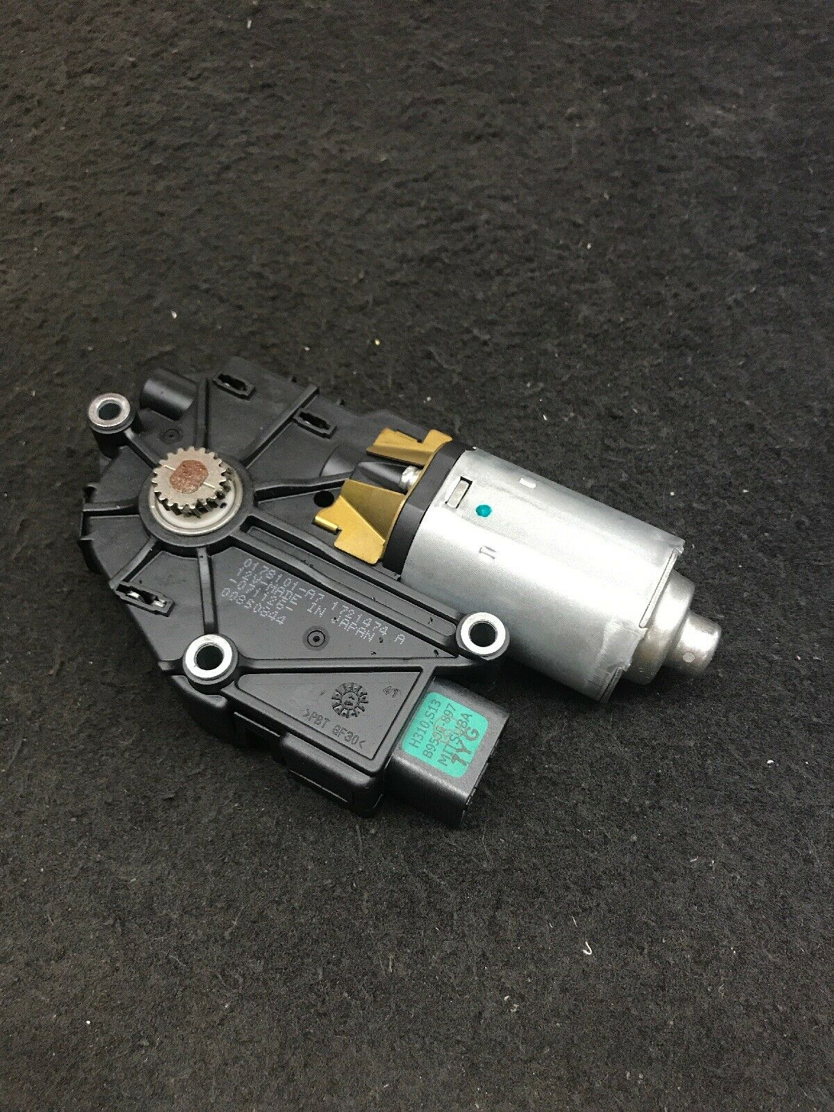 Infiniti G35 G37 Sunroof Motor OEM Part# 0178101A71721474 Fits 2007-2012