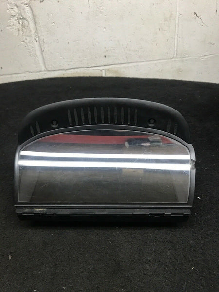 BMW E-class On Board Display Screen Part# 65829114362 Fits 2007-2008