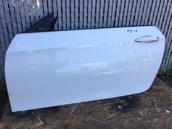 BMW M3 Coup 2 Door Left Side White FITS 2008-2009-2010-2011-2012-2013 OEM