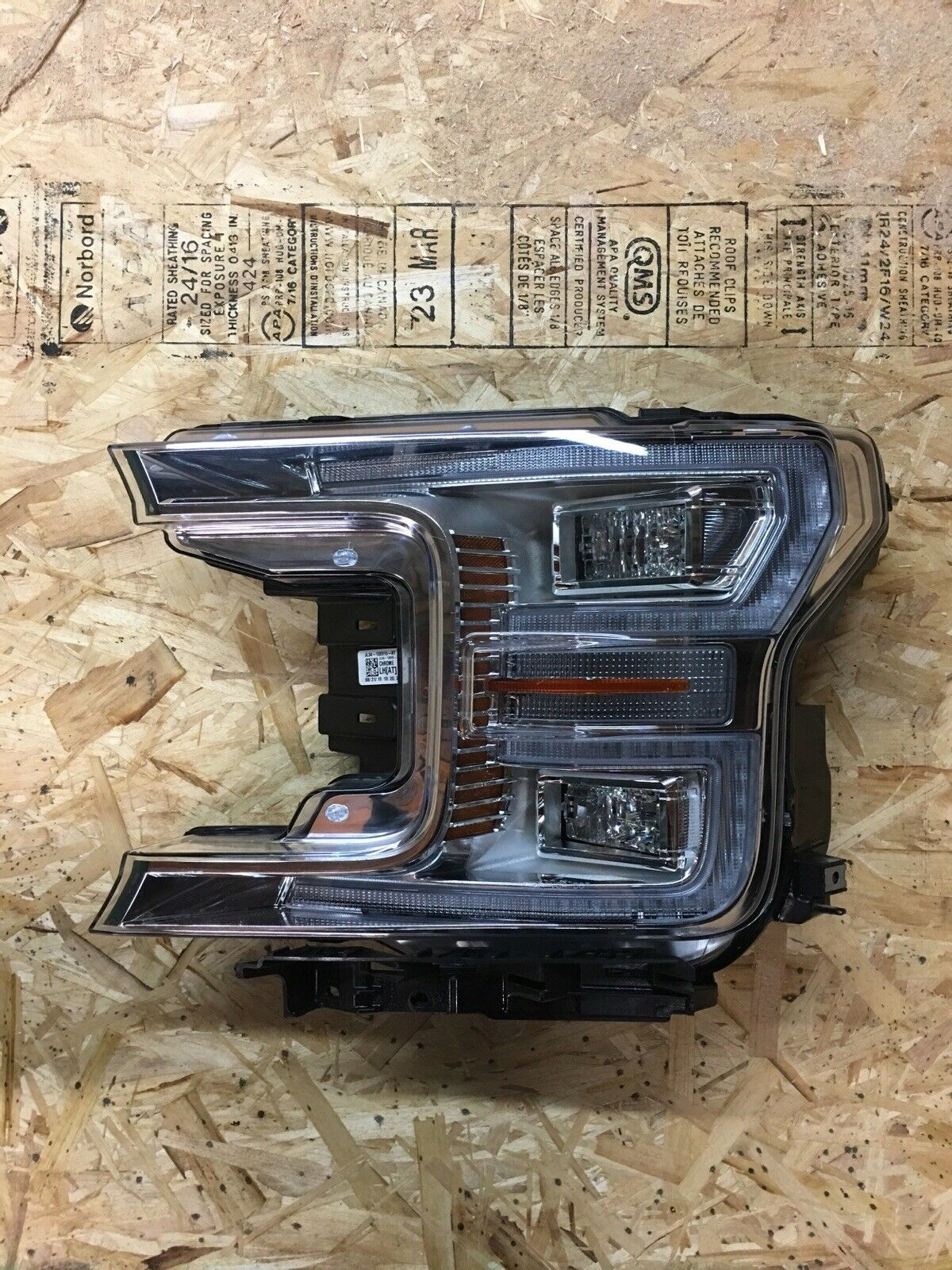 FORD F-150 2018-2019 Full LED Left LH Driver Side Headlight JL34-13E015-AT OEM