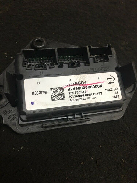 Cadillac GMC Chevrolet Transfer Case Control Module Part# 23285501 OEM Original