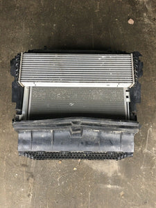 CHEVROLET COLORADO GM 2015-2018 AC Air Condenser Radiator Full Kit 602045585 OEM