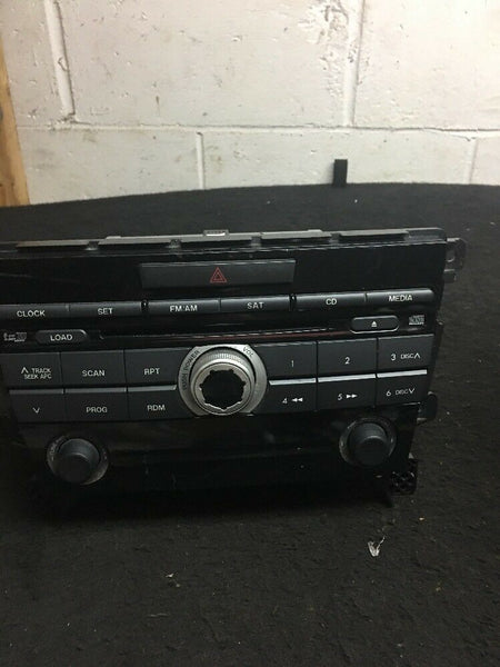 Mazda CX7 Radio Part# EG2466ARX / 286-662337  Fits 2007-2008-2009 OEM