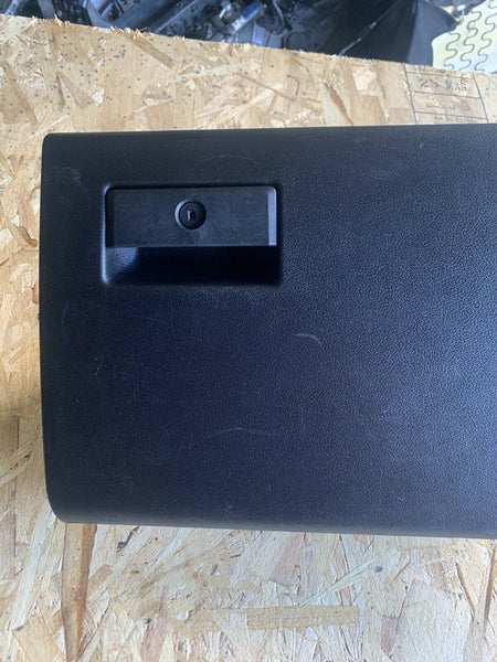FORD F-150 LARIAT 2015-2018 Black Dash Passenger Glove Box Compartment OEM