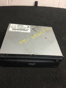 Nissan Maxima Navigation DVD Player Part# 25915CA101 Fits 2003-2004-2005 OEM
