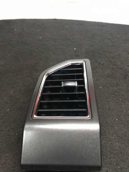 FORD F-150 2015-2019 Dark Gray Silver Right Passenger Dash Air A/C Duck Vent OEM