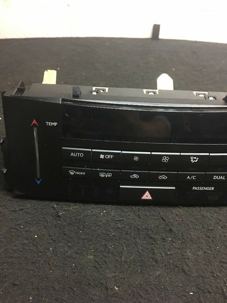 Lexus IS IS350 Air Condition A/C Heat Control Part# 5590053340 Fits 2014-2017