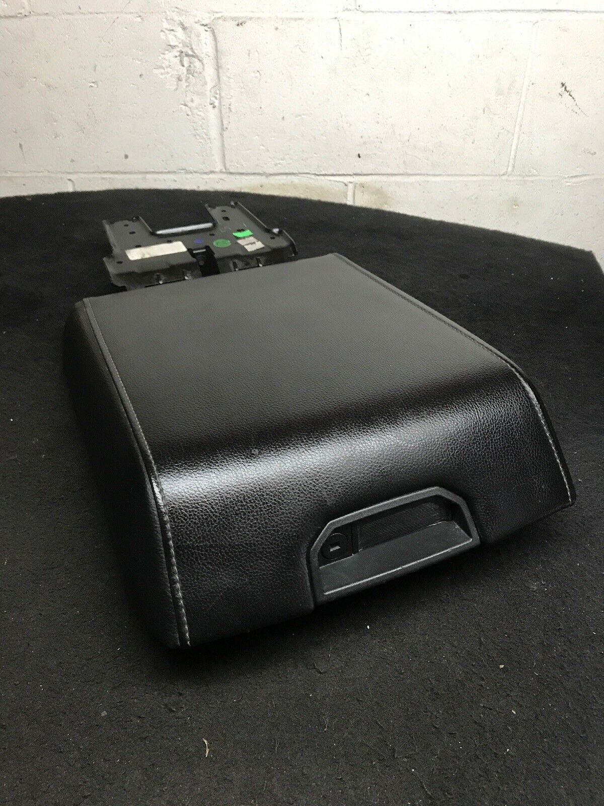 Ford F150 Lariat Arm Rest Cover black Fits 2015-2016-2017-2018-2019