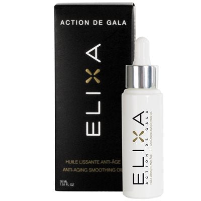 Elixa Smoothing Oil for face