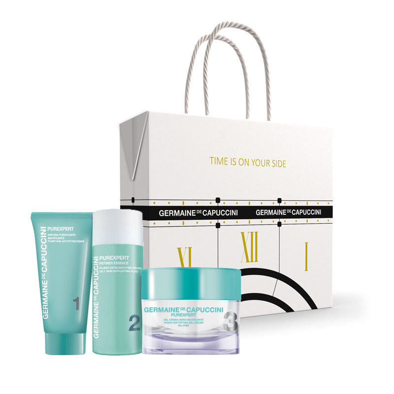 Moments Gift Set- Purexpert Oily Skin 1-2-3
