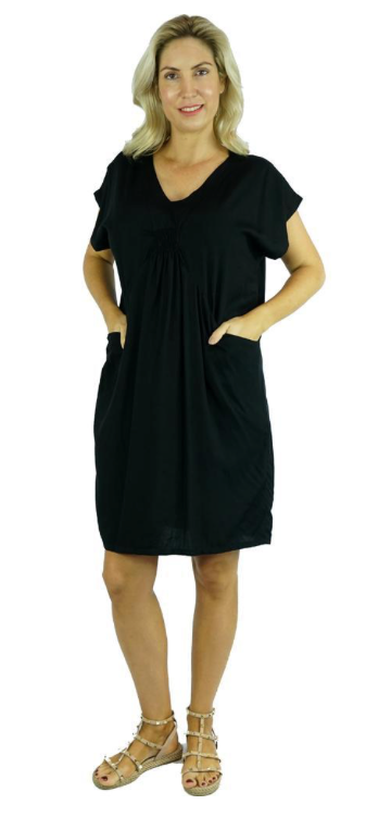 Cruiser Dress Black